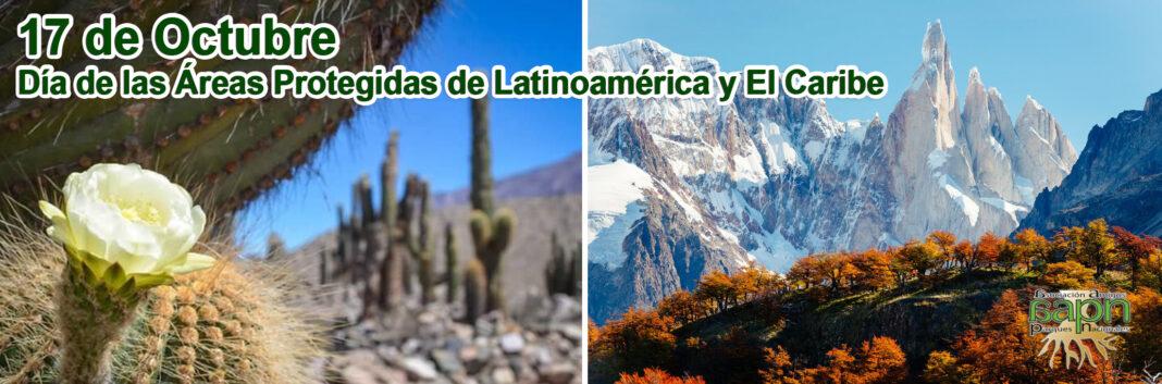 Parque Nac. Los Cardones, Salta y Parque Nac. Los Glaciares, Santa Cruz