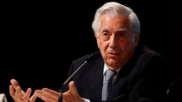 El escritor hispano-peruano Mario Vargas Llosa. EFE/Javier López/Archivo